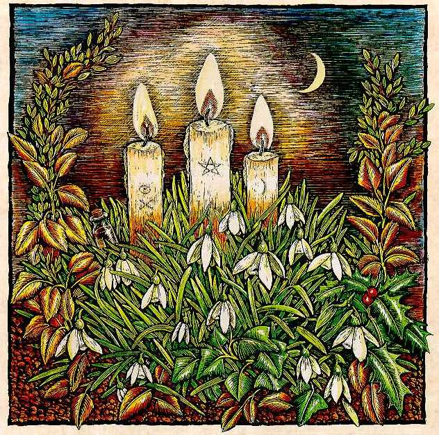 IMBOLC PODCAST 2019