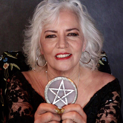 A Chat with Lady Rhea. Witch Queen of NYC, founder of Enchantments NYC andAuthor.